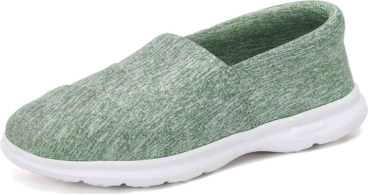 Pastaza Womens Slip On Casual shoes Lightweight Flat Fitness shoes Ladies Comfy Outdoor Sneakers