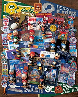 Best sports jigsaw puzzles Reviews