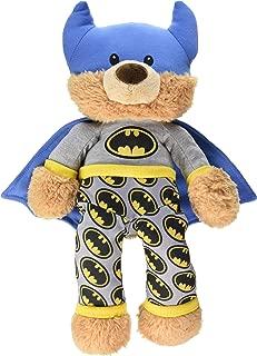 GUND DC Comics Batman Bedtime Pal Teddy Bear Stuffed Animal Plush, 15
