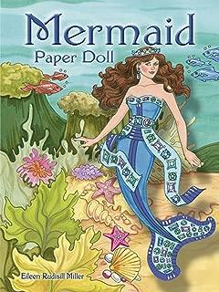Mermaid Paper Doll (Dover Paper Dolls)