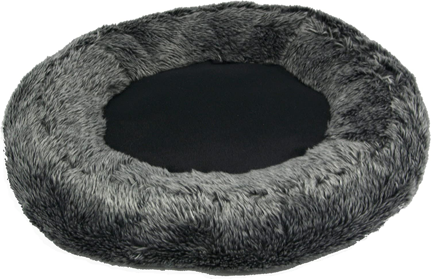Interpet Mikki Luxury Cat Snoozer Charcoal