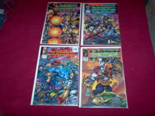 Cyber Force #0, #1, #2, #3, #4 Complete Set Limited Series (Comic)