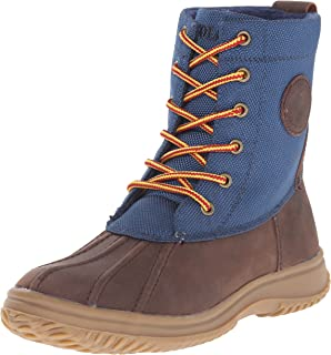 Polo Ralph Lauren Kids Duksbury Mid Fashion Boot (Little Kid/Big Kid)