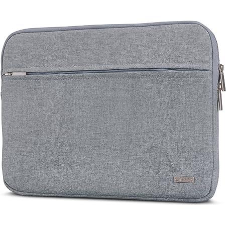 Caseza Laptophülle 13 13 3 Zoll Grau Melange Computer Zubehör