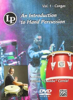 Introduction to Hand Percussion, Vol. 1: Congas