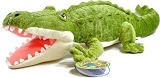 VIAHART Carioca The Crocodile | 13 Inch Large Alligator Stuffed Animal Plush | by Tiger Tale Toys