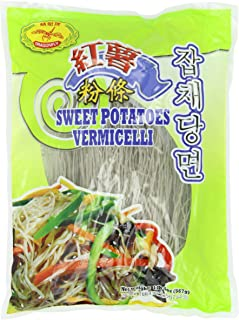 Dragonfly Sweet Potato Vermicelli, 1 lb 4 ounce (Pack of 2)