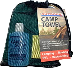 Outdoor RX Camper's Kit for Camping, Boating, RV's, Hiking
