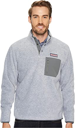 Vineyard Vines - Snap Placket Fleece