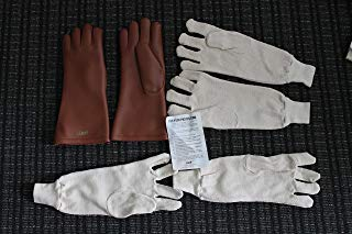 """1004020 PT# 12422 Glove Protective Superflex 15"""" .5mm Molded Lead 1/Pr Made by Wolf X-Ray"""