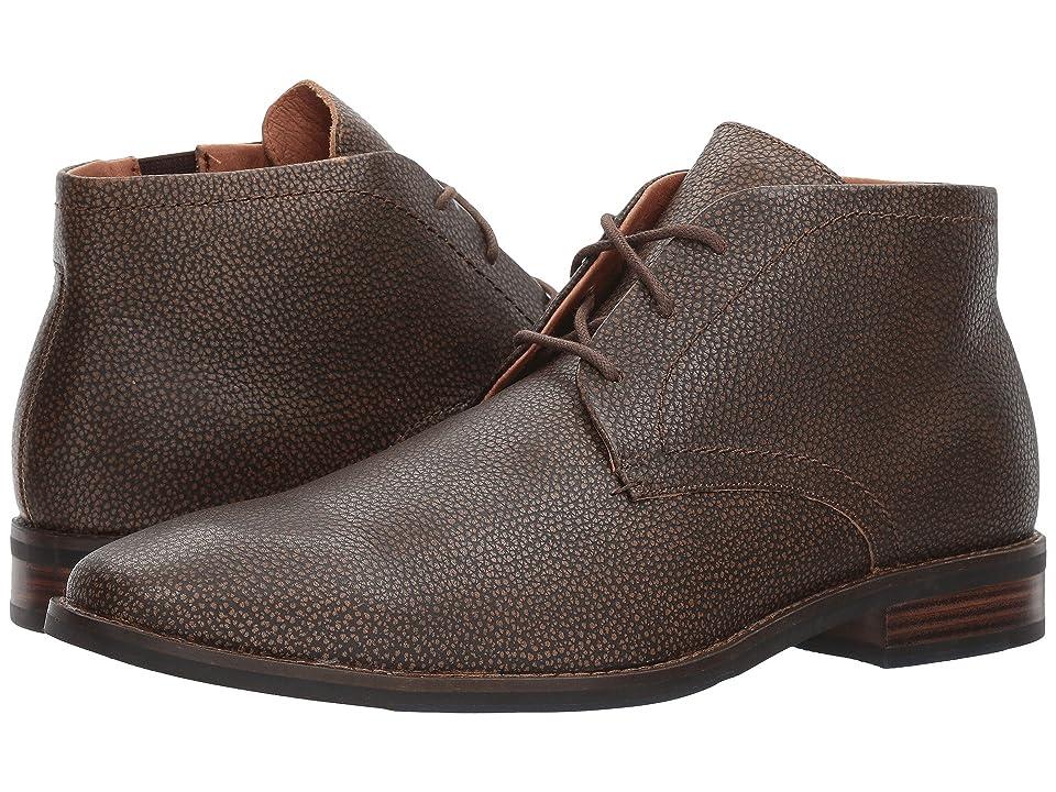 Mark Nason Ellis (Dark Brown) Men's Lace-up Boots