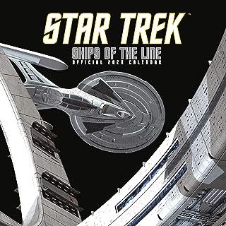 Star Trek: Ships Of The Line 2020 Calendar - Official Square Wall Format Calendar
