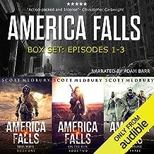 The America Falls Series: Books 1-3: America Falls Box Set 1