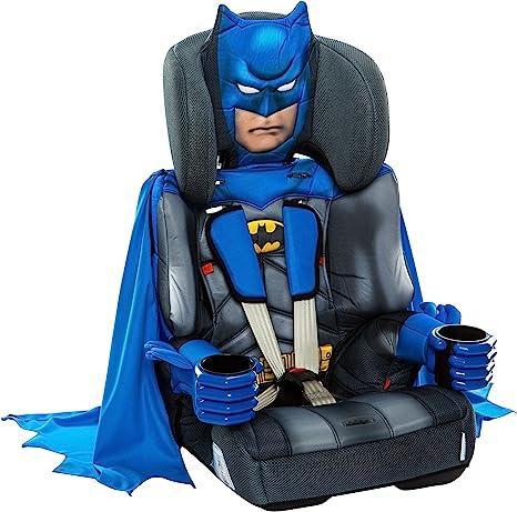 Kids Embrace Group 123 Car Seat Batman Deluxe: image