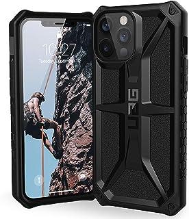 URBAN ARMOR GEAR iPhone 12 Pro Max(6.7) 2020対応耐衝撃ケース MONARCH ブラック 【日本正規代理店品】 UAG-IPH20L-P-BK