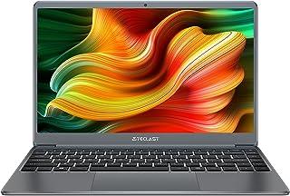 TECLAST Ordenador Portátil 14.1 Pulgadas F7 Plus 2 Windows 10 Laptop 8GB RAM 256GB SSD 2.6 GHz Cuatro Core Intel Gemini Lake N4120, IPS FHD 1920×1080, Más de 1TB Expandible, 5G WiFi, Type C
