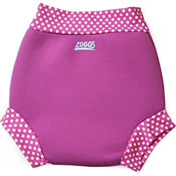 12-18 Months Speedo Girls Swimnappy Cover Vegas Pink//Bali Blue//Lime Punch