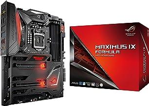 ASUS ROG Maximus IX Formula - Placa Base para Gaming (4 x PCIe 3.0, 6 x SATA III, LGA 1151, 6 x USB 3.0, WiFi, HDMI, Sonic Studio III, 4 x DDR4)