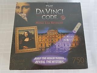 Da Vinci Code 750-Piece Mystery Puzzle