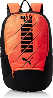 Puma Ftblplay Backpack Nrgy Red- Bag For Unisex