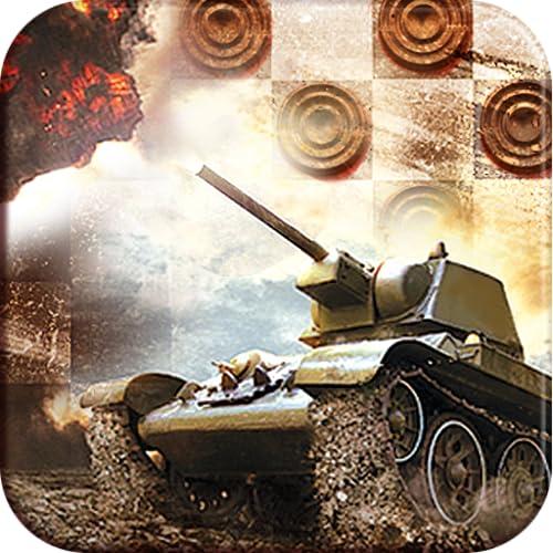 Damas - A batalha de tanques