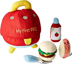 Baby GUND My First BBQ Stuffed Plush Playset