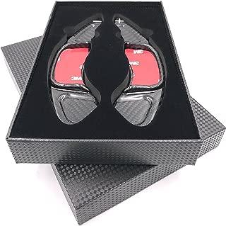 LED-Mafia DSG Shift Paddle Extension Extension Brushed Aluminium 1a Pack of 2