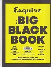 Esquire The Big Black Book Magazine Spring/Summer 2015 UK Edition