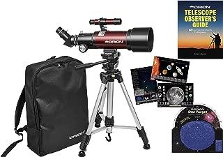 Orion GoScope III 70mm Refractor Travel Telescope Kit