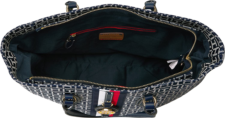 Tommy Hilfiger Womens Tote Bag Jaden