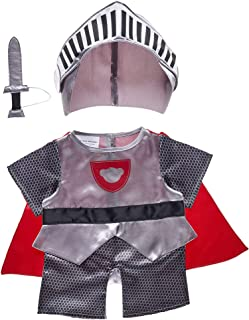 Build A Bear Workshop Online Exclusive Knight in Shining Armor Costume Set 3 pc.