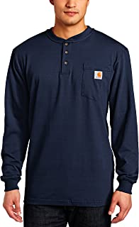 Men's Workwear Pocket Henley Shirt (Regular and Big & Tall Sizes)