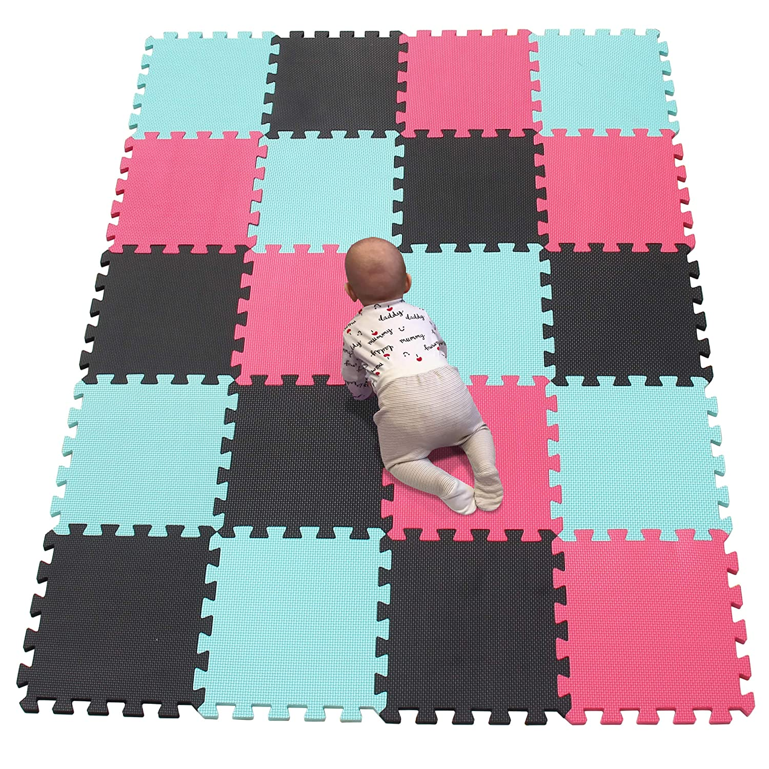 YIMINYUER 20Pc 30 x 1cm 10mm Ranking TOP7 Floor Playmat Ma Thicknes Ranking TOP14 Kids