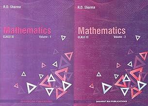 Mathematics for Class 11  (set of 2 volumes) Examination 2020-2021: Vol. 2