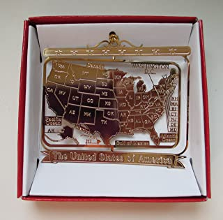 Best 50 states ornaments Reviews