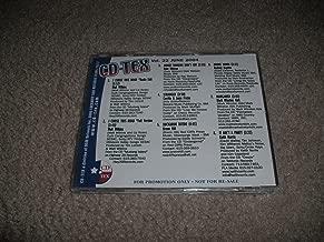 CD-TEX TEXAS COUNTRY MUSIC SAMPLER VOL 22 JUNE 2004