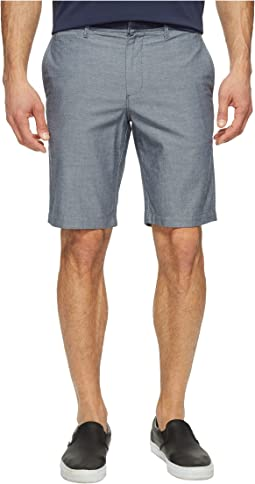 10 Oxford Shorts with Gingham Tape