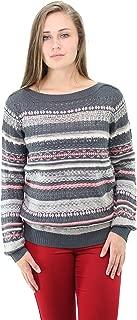 Women's Jacquard & Novelty Stitch Sweater