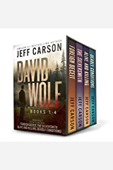 The David Wolf Mystery Thriller Series: Books 1-4 (The David Wolf Series Box Set Book 1) Kindle Edition