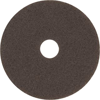 3M Brown Stripper Pad 7100, 12 in