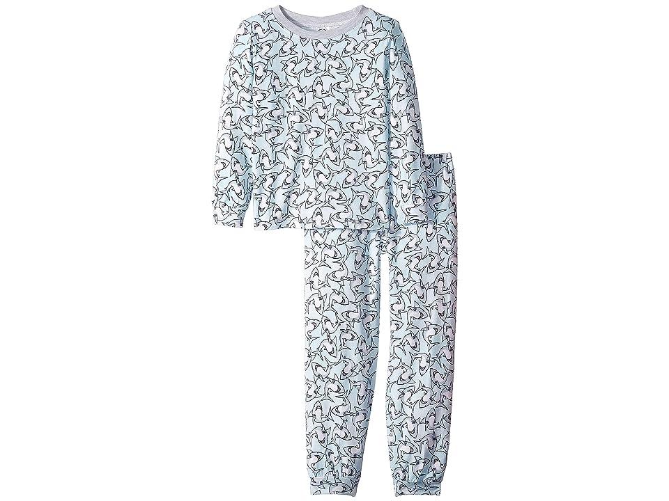 Esme Boys Crew Long Sleeve Top /& Pants Set Little Kids