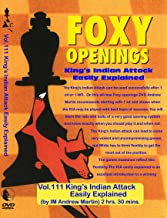 Kings Indian Attack Easily Explained - Foxy Openings DVD Volume 111