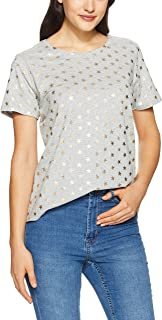 French Connection Women's Star Foil Tee