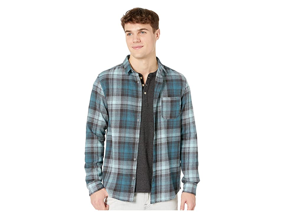 Quiksilver Fatherfly Flannel (Tapestry Fatherfly Check) Men