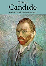 Candide (English French Edition illustrated)