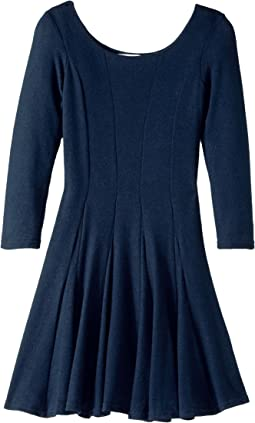 fiveloaves twofish - The Traveler Dress Knit (Big Kids)