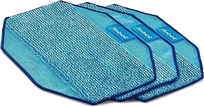 iRobot Braava Microvezeldoeken voor nat dweilen - Blauw - Set van 3
