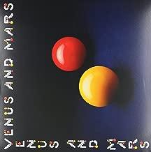 Venus And Mars - 180gram Red & Yellow Vinyl + Sealed