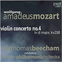 Mozart: Violin Concerto No. 4
