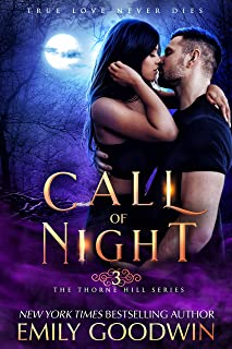 Call of Night (The Thorne Hill Series Book 3)